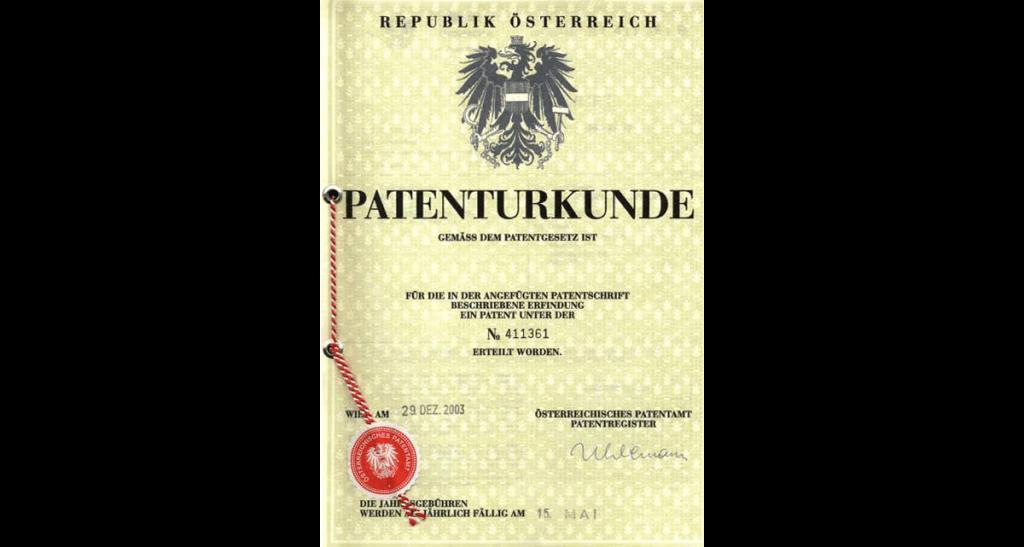 Patent: 6 Stunden Straßenbeton