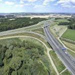 S33 danube bridge Traismauer ramp north