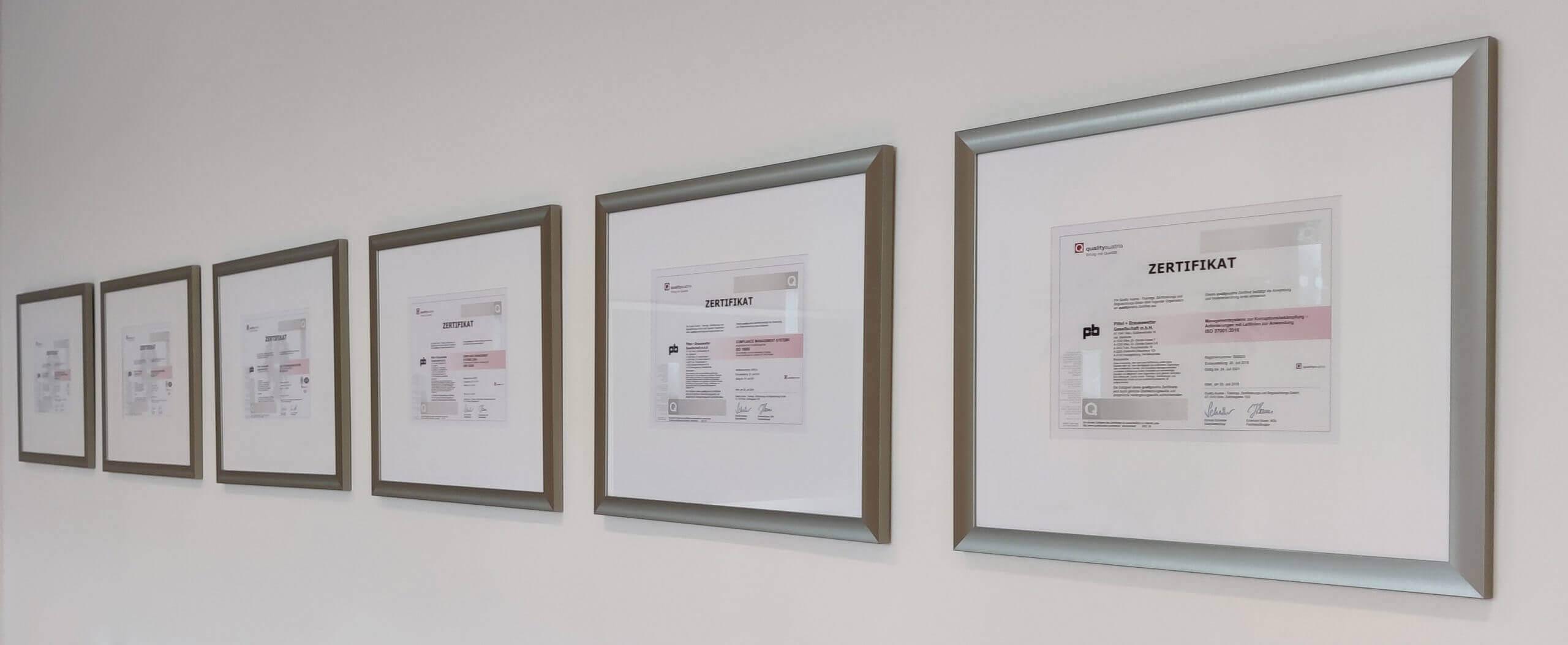 Zertifikate_Integriertes_Management