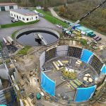 Sewage plant Tulln